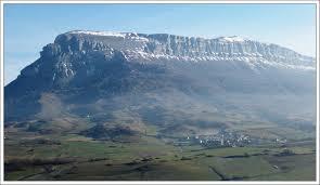 Sierra Andía en Navarra