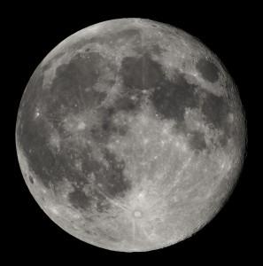 luna origen y significado