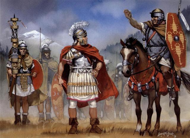 Una cohorte pretoriana en la frontera del Danubio, c. 88 d.C.