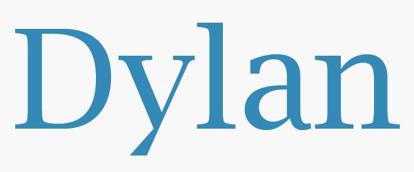 significado de dylan