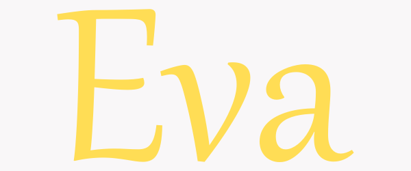 significado nombre eva