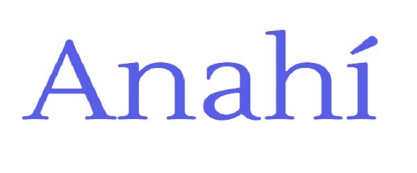 significado de anahi