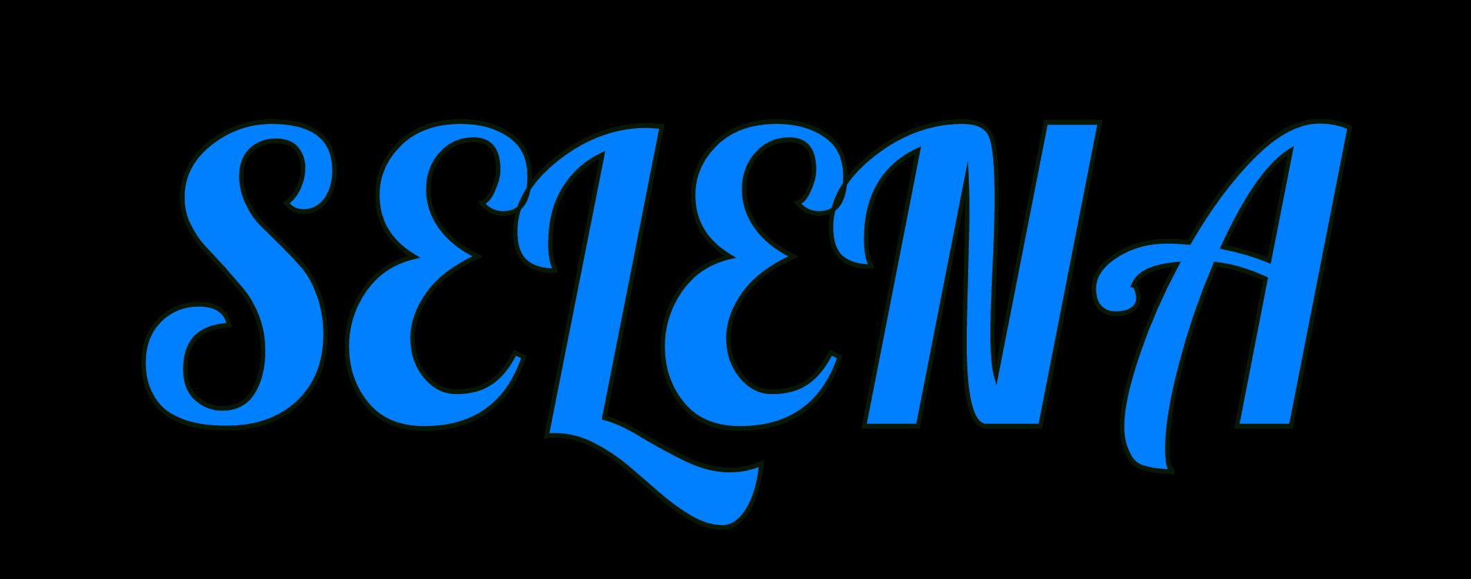 significado nombre selena