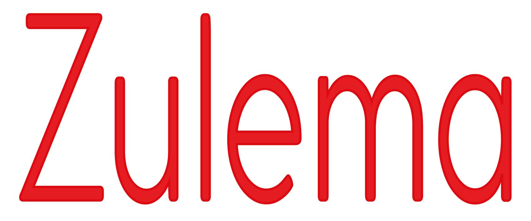 significado de zulema