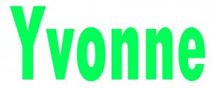 Significado de Yvonne