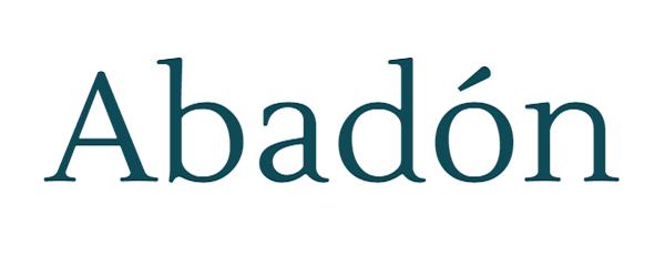 Significado de Abadón