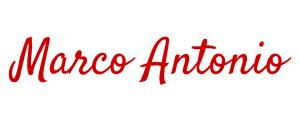 Significado de Marco Antonio