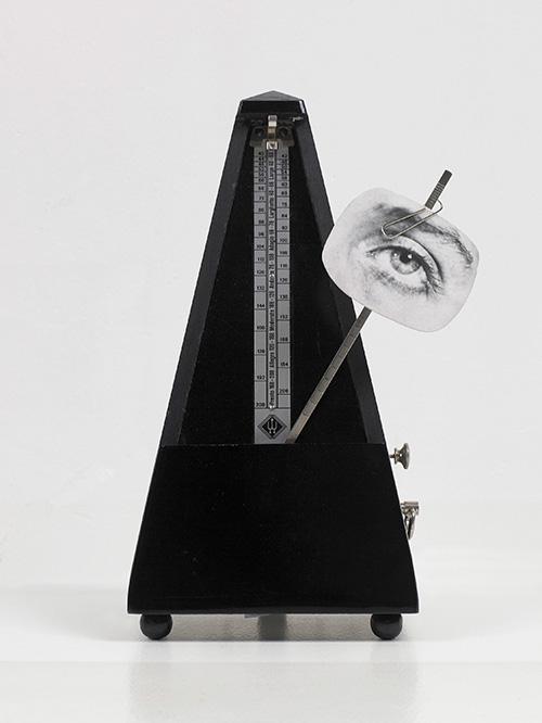 "Escultura de ""Man Ray"""