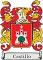 escudo apellido castillo