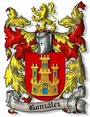 escudo apellido gonzalez
