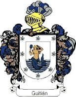 escudo apellido guitián