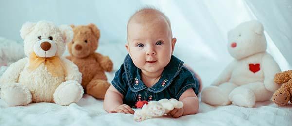 Nombres para bebés mujeres en inglés