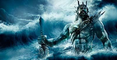 dioses del mar