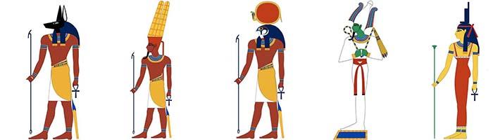 dioses egipcioes