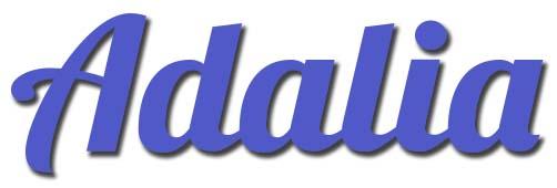 significado de adalia