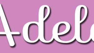 significado de Adela