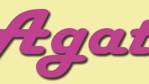 significado de Agata