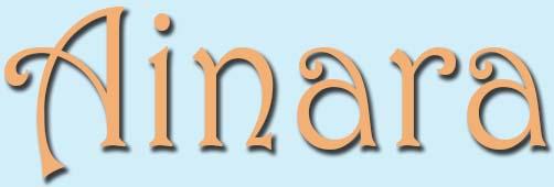 significado de ainara