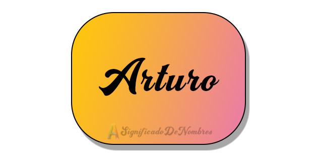 Significado de arturo